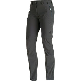 Mammut Runje - Pantalones Mujer - Long gris